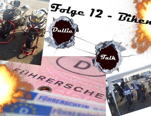 DullieTalk #12 | Biken 101 – Führerschein, das erste Motorrad und jugendlicher Leichtsinn